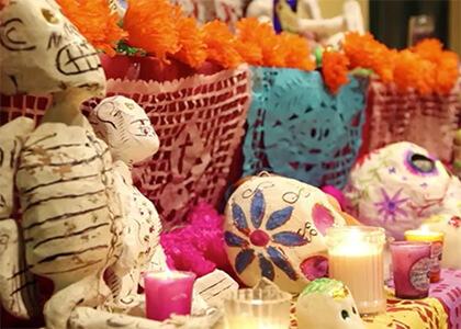 HM Video El Día de los Muertos Cuauhtémoc